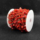 16Ft 5~10mm Natural Red Coral Chips Bead Chain DIY Jewelry Findings AJT049