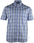 NEW BIG MENS KINGSIZE HENDERSON ARNOLD CHECK SHIRT Size 2XL XXXL 3XL 4XL 5XL