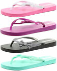 Ipanema Brasil Sparkle Bow Junior Girls Flip Flops ALL SIZES AND COLOURS