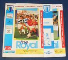 READING HOME PROGRAMMES 1992-1993