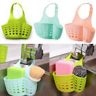 Hanging Home Kitchen Sponge Drain Bag Basket Bath Storage Tools Sink Holder Hot