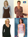 Majamas Nursing Tops - Angel Food, La Francesca, London, Maize, Natasha