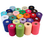 100 Yards 15CM Tulle Roll Girl's Tutu Skirt or Fabric Gift Wrap Table Skirt DIY