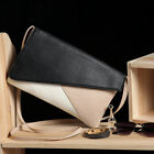 Fashion Womens Leather Handbag Party Evening Envelope Clutch Bags Wallet Purse