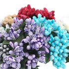 12pcs/Bunch Mini Stamen Artificial Flower Wedding Sugarcraft Home DIY Crafts NEW
