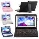 """iRULU 10.1"""" 8GB Google Android 5.1 Quad Core 10 Inch Tablet PC + Keyboard New"""