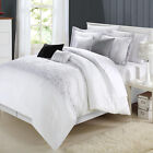 Grace White Comforter Bed In A Bag Set 8 piece