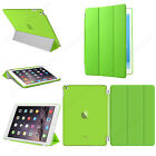 Ultra Thin Leather Magnetic Smart Case Cover For Apple iPad 1 2 3 4 Mini Pro 9.7 <br/> **Auto Sleep/Wake * 1ST CLASS POSTAGE * High Quality **