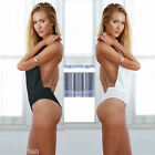 Sexy Backless Hanging Neck One-piece Swimsuit Contracted Style Ladies Dress