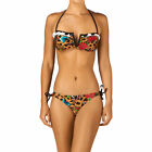 IRON FIST LOUNGE LEOPARD BIKINI SET