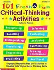 READING AND MATH CRITICAL-THINKING SKILLS (GRADE 1, 2, 3)  NEW!!!!