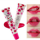 Sexy Red Lip Peel Off Masks Tattoo Tint Long Lasting Waterproof Lipstick Makeup