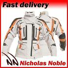 RST Paragon V 1416 Mens Silver Red Pro Series Waterproof Full Touring Jacket
