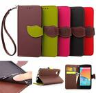 For LG Google Nexus 5 D821 PU Leather Soft TPU Card Wallet Cover Case Fashion