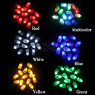 10/20/50/100 LED Light Paper Lantern Balloon Floral for Wedding Party Decoration