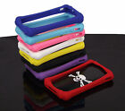 TPU Gel Soft Silicone Rubber Bumper Frame Case Skin Cover For Apple iPhone 4 4S