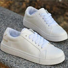 Hot!  New Women's Fashion Leather  Casual Sneakers Shoes