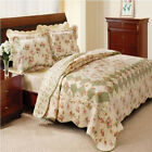 Greenland Home Bliss Quilt & Sham Set, Twin, Full/Queen Or King