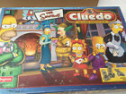 The Simpsons CLUEDO Detective Game Hasbro  Spare Spares Extra You Choose  Game