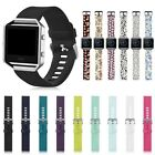 Soft Silicone Watch Band Replacement Sport Strap For Fitbit Blaze Smart Watch