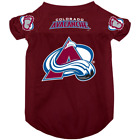 NEW COLORADO AVALANCHE PET DOG MESH HOCKEY JERSEY LARGE LICENSED $16.75 USD on eBay