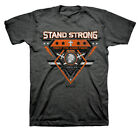 Kerusso Stand Strong Short Sleeve Christian T-shirt