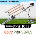 Baumr-AG Pole Chainsaw Brush Cutter Whipper Snipper Hedge Trimmer Multi Tool