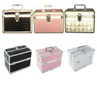 Extra Large Storage Beauty Box Makeup Cosmetic Vanity Case Girls Xmas Gift Set