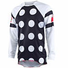 One Industries Gamma Jockey Jersey (White/Black) All Sizes