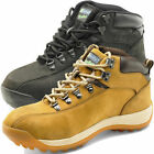 CLICK SBP CHUKKA BOOT DUAL DENSITY STEEL TOE CAP & MIDSOLE SAFETY WORK BOOT MENS