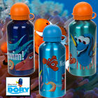 FINDING DORY NEMO DISNEY CHILDRENS WATER DRINK SPORTS BOTTLE ALUMINIUM BOY GIRL