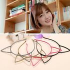 Lovely Style Women Girls Cute Simple Headband Hair Band Party Gift Cat Ears C1MY