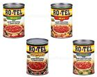 Rotel Diced Tomatoes Chilies Soups Stew Dips 3 - 10 oz. Cans