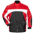 Tourmaster Red Elite 3 Rain Jacket