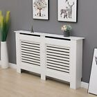 WestWood White Painted Radiator Cover Wall Cabinet Wood MDF Traditional Modern