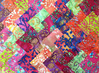 COTTON FABRIC PATCHWORK SQUARES PIECES CHARM PACK 2 3 4 5 INCH ~ BATIKS