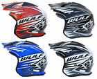 wulfsport Trials Helmet Tri action fiberglass offroad motorcycle trials bike