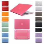 2in1 set/ Rubberized Matte Hard Case Shell Cover for MacBook PRO 13 15 AIR/13/11