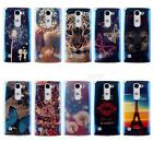 Art Pattern Blue Ray painted TPU Protective Case for LG SPIRIT H440N JMHG