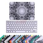 "MacBook Pro 13"" Inch Retina Pattern Case Plastic Shell Cover + Keyboard Skin"