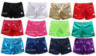 NEW  Mystique Gymnastics or Dance Workout Shorty Shorts - Variety of colors