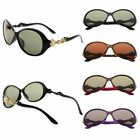 New Womens Polarized Sunglasses Driving Aviator Outdoor Sports Glasses Eyewear