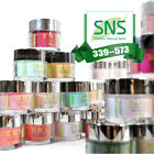 SNS Nail Color DIPPING POWDER No Liquid, No Primer, No UV Light 1oz 339 - 573