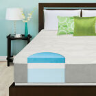 NEW Slumber Solutions Choose Your Comfort 12-inch Queen Gel Memory Foam Mattress