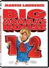 BIG MOMMA'S HOUSE 1 & 2 - WIDESCREEN 2 DVD SET - SHIPS 1st CLASS NEXT DAY FAST
