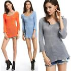 Fashion Women Tops Sleeveless Casual Blouse Tops T-Shirt Summer Shirt Tee R1E3