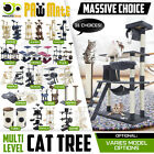 Cat Tree Scratching Post Scratcher Pole Gym Toy House Furniture Multi Level