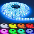 1 2 3 4 10 20x 5M 72W 5050/3528 RGB 300 LED Cuttable Colour Changing Strip Light