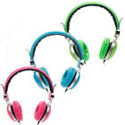 IP278 3.5mm Stereo Computer Headsets Headphones Over-Ear for iPod iPhone MP3 PC