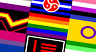 More images of LGBTQ+ Rainbow Pride & Sexual Identity Flags 5x3 150cm x 90cm - Now 88 Designs